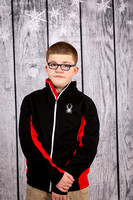 Nathan's Holiday Portraits