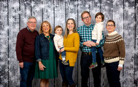 Gainer-Wyatt Family Holiday Portraits
