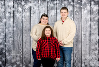 Zito Family Holiday Portraits