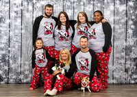 Dort Family Holiday Portraits