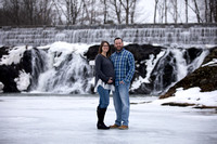 Mike & Mallory's Maternity Portraits