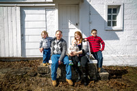 Tibbitts Outdoor Family Portraits