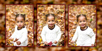 Olivia's Two Year Portraits