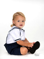Jack's Toddler Portraits