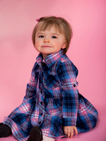 Skyler's One Year Portraits