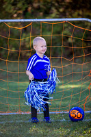 Brody's Soccer Portraits