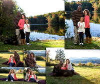 Paulin Family Portraits